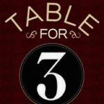 أساطير المصارعة يجتمعون على الطاولة في برنامج Table3 الأسبوع القادم