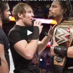أفضل 10 لحظات لمواجهات أعضاء فريق الدرع (فيديو)