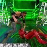 أبرز 10 مواقف للهجوم على المصارعين أثناء دخولهم للحلبة (فيديو)