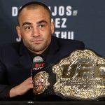 استياء كبير بين عدد من مقاتلي UFC، دور مهم للمقاتل إدي ألفاريز