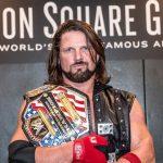 ديسكي كارتر تهنيء اي جي ستايلز لفوزه بلقب الولايات المتحدة، WWE ترفض عرض ملعب شهير لاستضافة ريسلمنيا
