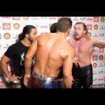 كودي رودس يواجه كيني أوميجا بعد ما فعله ضده في عرض الاتحاد الياباني