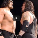 5 أساطير تغلب عليهم العملاق كالي في WWE (فيديو)