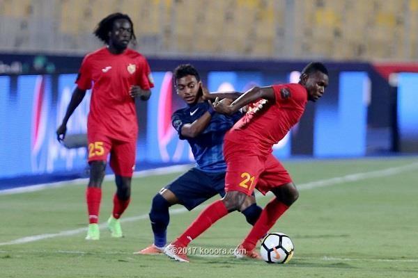 الهلال السعودي يتعادل مع المريخ السوداني في البطولة العربية