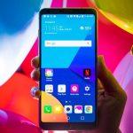 شركة آل جي تعترف بضعف مبيعات هاتفها G6 الاخير