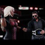 شاهد دخول ذا ميز وماريس وبوبي روود المميز في لعبة WWE2K18