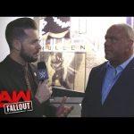 كيرت أنجل يعلق على قرار بروك ليسنر مغادرة WWE في حال خسارته للقب بسمرسلام
