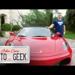جون سينا يستعرض سيارته الفيراري ويتحدث عن عدد تدريباته الأسبوعية