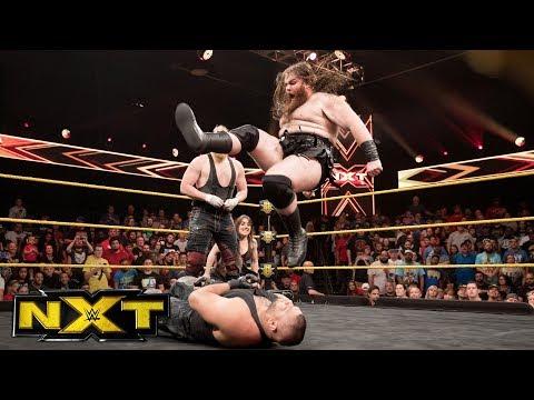 نتائج عرض NXT الأخير بتاريخ 10.08.2017