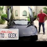 جون سينا يستعرض سيارته المميزة لومبرجيني مارشيلاجو (فيديو)