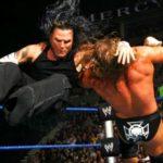 من الذاكرة: نزال تربل اتش ضد جيف هاردي على لقب WWE في عرض نو ميرسي 2008