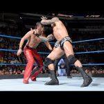 شاهد ضربات RKO قلبها المصارعين ضد راندي أورتن