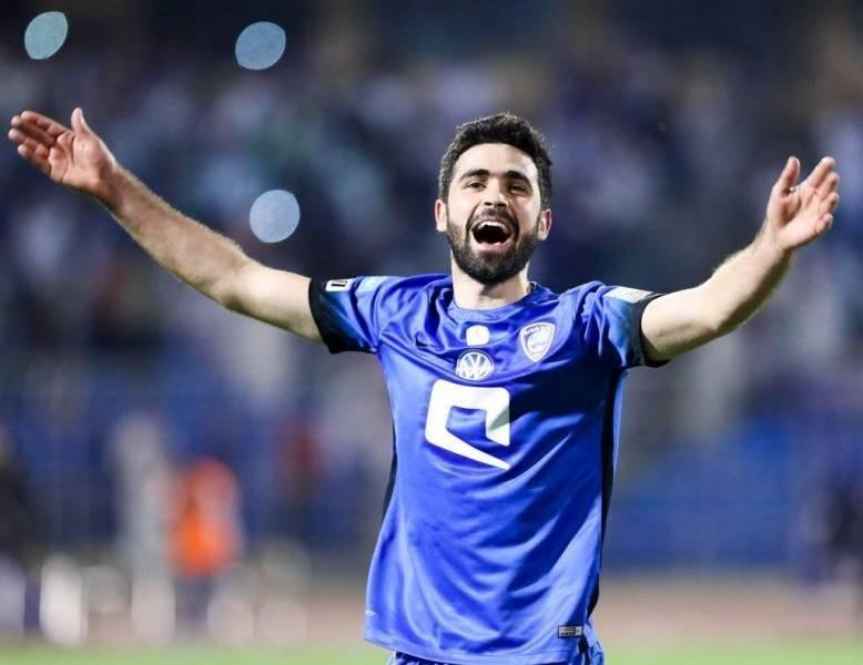 """""""هاتريك"""" خربين يضع قدما للهلال السعودي في نهائي دوري الأبطال"""