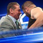 توضيح من WWE حول استخدام فينس مكمان لأداة حادة للنزيف أمام كيفين أوينز!