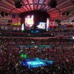اتحاد WWE يعود الى قاعة سكوير ماديسون في نهاية السنة الحالية، والاعلان عن نزالات كبيرة في العرض