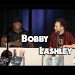 بوبي لاشلي يروي قصّة احترافه للمصارعة ومن الذي ساعده على الوصول لها