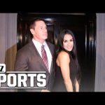 جون سينا يدعم خطيبته نكي بيلا ويتحدث عن احتمال مغادرته WWE مجددا