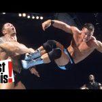 ستة ضربات غير متوقعة للنجم جون سينا (فيديو)