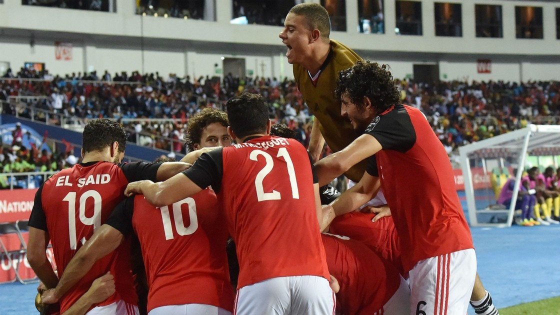 مصر تتأهل للمونديال بعد 28 عاما من الغياب