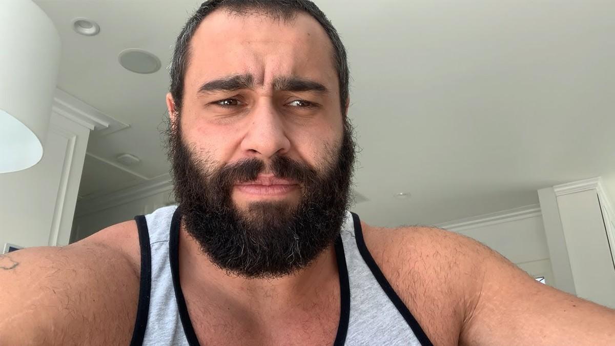 المصارع السابق روسيف يتحدث عن اعتزاله من المصارعة الحرة