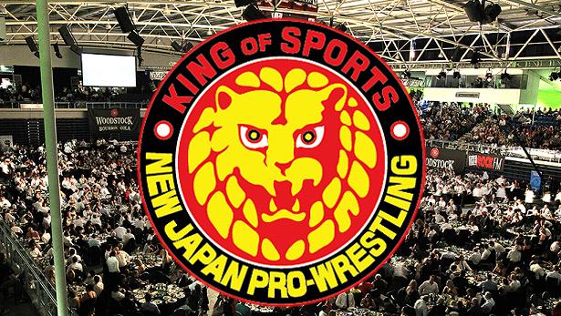 الإعلان عن توحيد ألقاب اتحاد NJPW