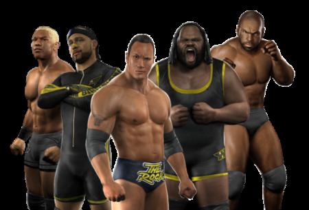 تقرير   أبرز مصارعين ذوي البشرة السمراء في اتحاد WWE