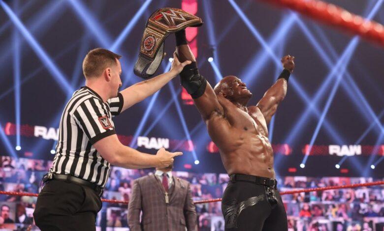 قضية للنقاش  ما هو مستقبل لقب WWE في الرسلمينيا 37 القادمة؟