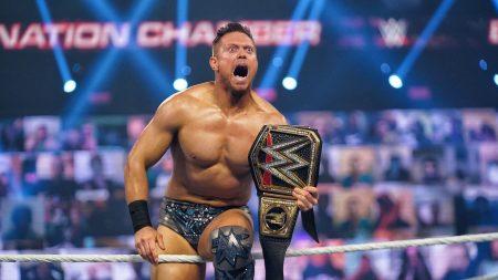 ذا ميز يتحدث عن لحظة فوزه بلقب WWE وحديثه الأشهر مع براين